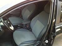 Hyundai Accent Solaris 2011+ гг. Новинка! Модельные чехлы из экокожи Premium