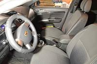 Geely Emgrand X7 Авточехлы из экокожи