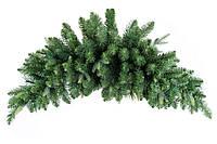 Декор из искусственной хвои, 120см, 230 веток,  рождественский венок