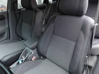 Chevrolet Lacetti Авточехлы Premium (кожзам + ткань)