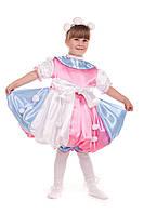 Детский карнавальный костюм для девочки «Бусинка» 110-120 см, несколько цветов
