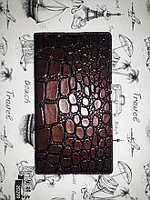 Блокнот-алфавитка  Brisk коричневый цвет  56644 72 листа