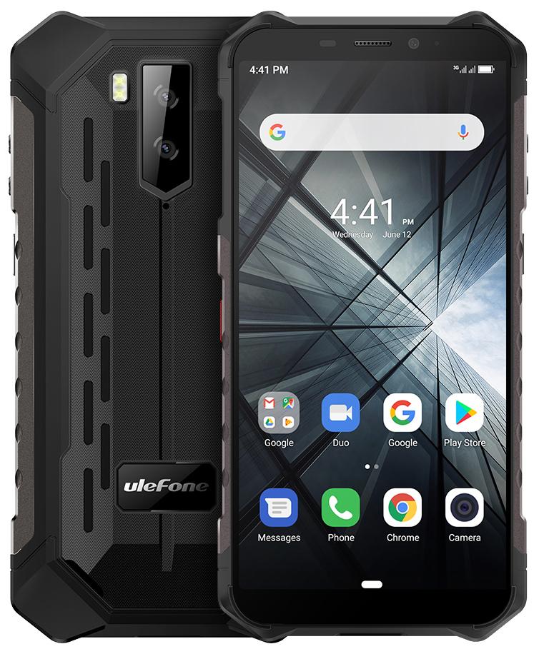 Защищенный Ulefone Armor X3 IP69K+подарок защитное стекло .