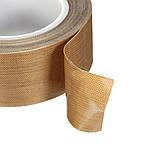 Тефлоновый скотч Huayuan 10м x 40мм x 0.18мм термостойкий для запайщика пакетов PTFE (Vs-001-1040-18), фото 5