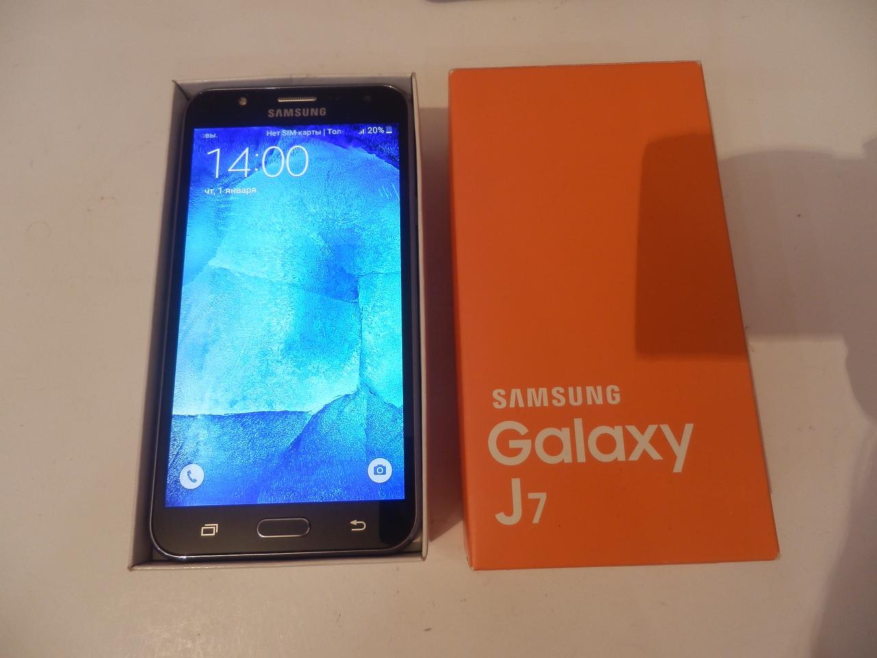 Мобильный телефон Samsung J700   (АЦ) №7207