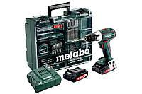 Набор Metabo BS 18 LT Set Mobile Workshop