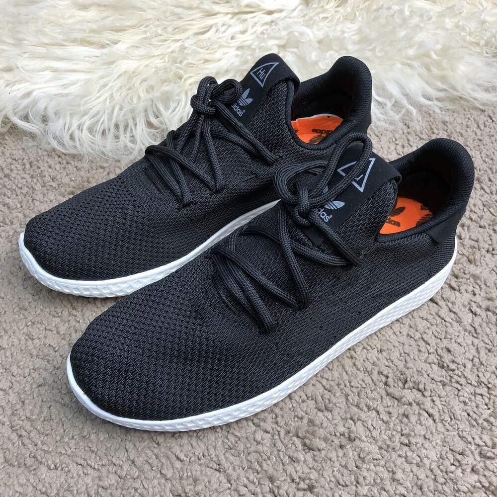 Adidas Pw Tennis HU Black/White ум