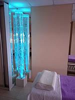 Пузырьковая колонна для сенсорной комнаты на подставке  TIA-SPORT, фото 1