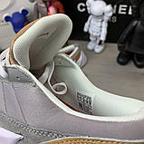 Adidas Sharks Brown Grey White ум, фото 6