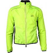 Велокуртка мужская Le Tour de France зелёная