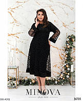 Женское шикарное платье батал размеры - 54,56,58,60,62,64