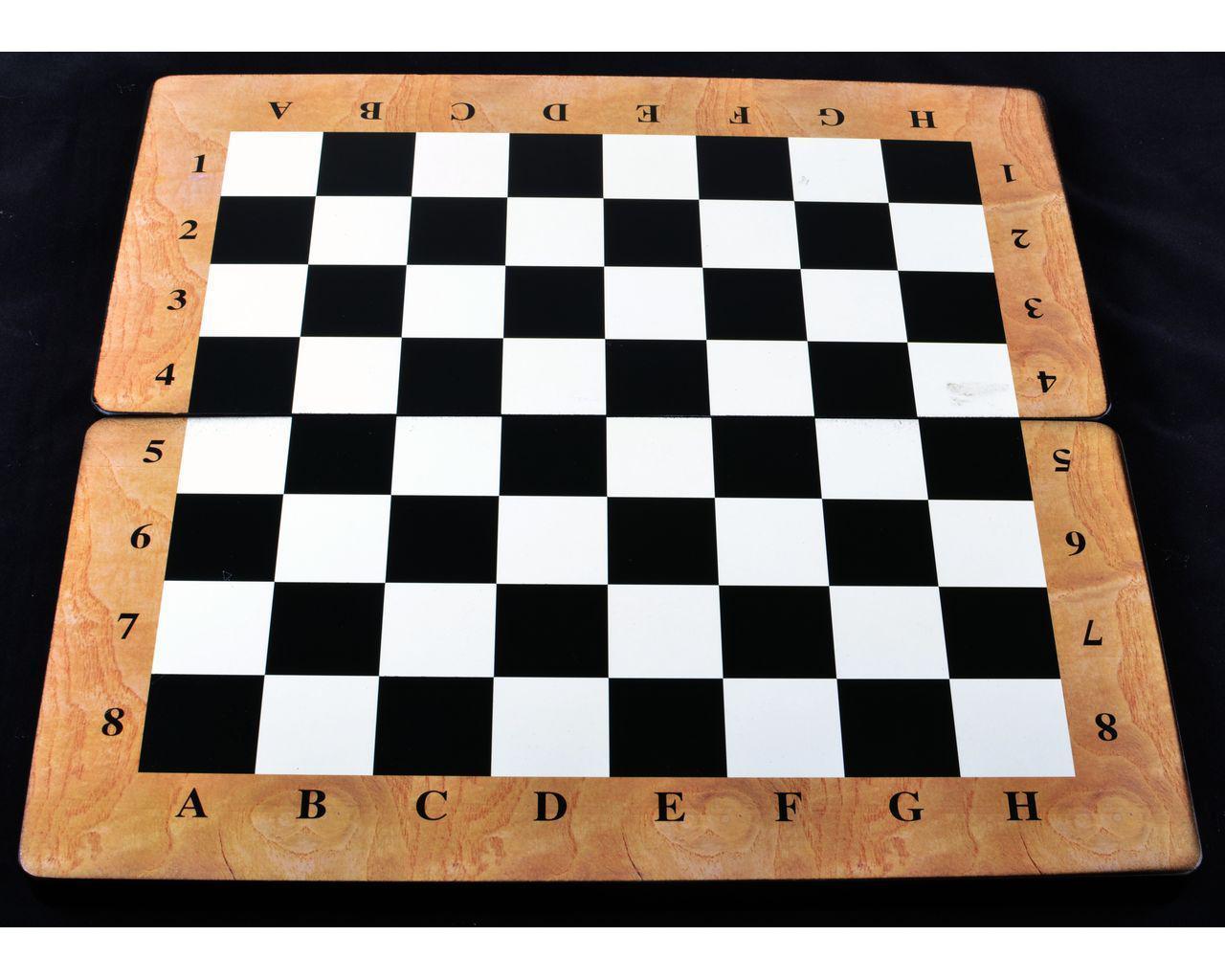 Игровой набор 3в1 Шахматы Шашки Нарды (48×48см)