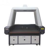 Лазерный станок со сканером, с автоматической подачей из рулона, с полем 1600 х 1000 мм