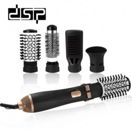 Электрическая расческа-выпрямитель-фен DSP E-50001 расческа с вращением