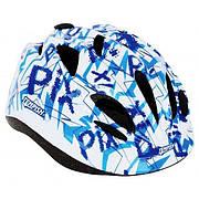 Шлем детский Pix Tempish, голубой, размер М (54-57)