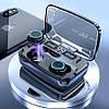 Наушники Bluetooth v5.0 Глубокий бас, беспроводные с IPX7 водонепроницаемые