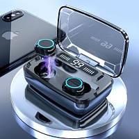Наушники Bluetooth v5.0 Глубокий бас, беспроводные с IPX7 водонепроницаемые, фото 1