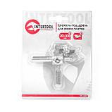 Циркуль під дриль для різання плитки 20-100 мм з INTERTOOL HT-0341, фото 2