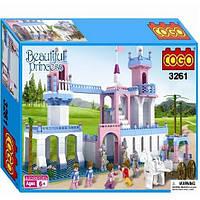 Блочный конструктор Cogo Волшебный замок (3261)