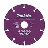 Алмазный отрезной диск 125 мм по металлу Makita SPECIALIZED (B-53693)