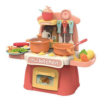 """Детская кухня """"Mini Kitchen"""" со световыми, звуковыми эффектами и аксессуарами 889-174"""