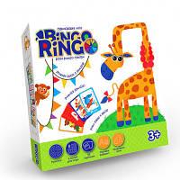 Детская игрушка Игра настольная Bingo Ringo укр