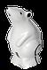 Статуэтка Мышка белая керамика 9.5*8*14 см 2050-14 белый, фото 2