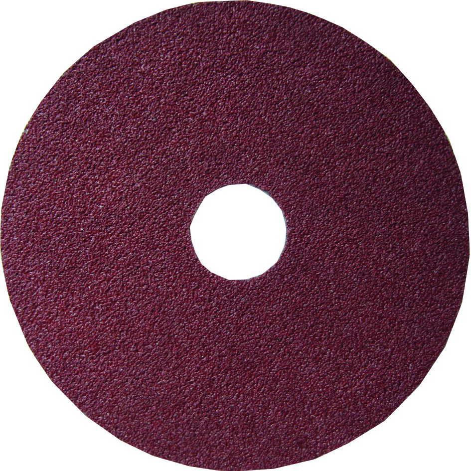 Набор шлифовальной бумаги 115 мм G60 (5 шт.) оксид алюминия (P-00907)