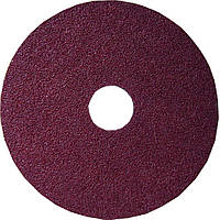 Набор шлифовальной бумаги 125 мм G40 (5 шт.) оксид алюминия (P-00979)