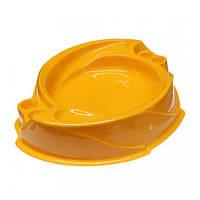 Арена BeyBlade Большая круглая, оранжевого цвета (диаметр 55 см)