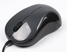 Миша A4Tech N-321-1 Glossy Grey, USB V-Track