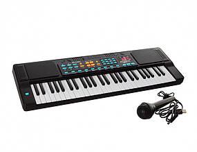 Синтезатор MUSIC HS5460A 54 клавиши Черный