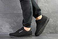 Мужские кроссовки черные Reebok Classic 8113
