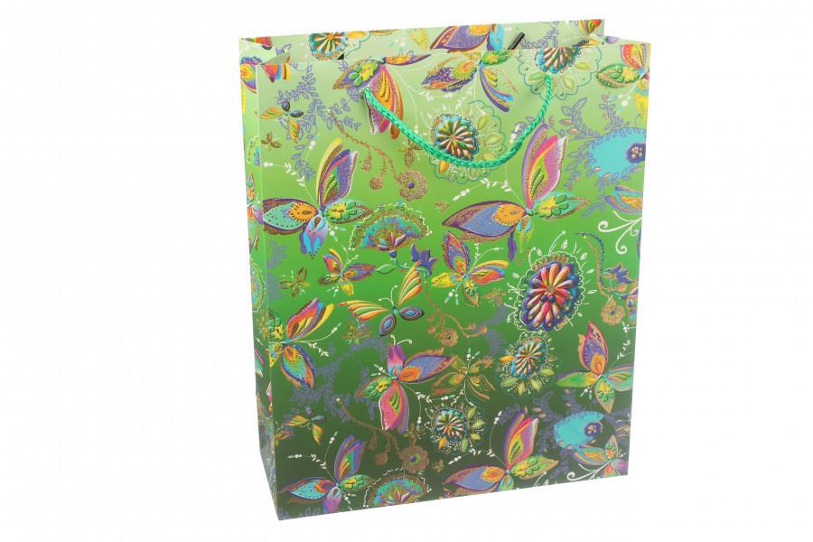 Подарочный пакет 31*10*42 см 3-181-1404