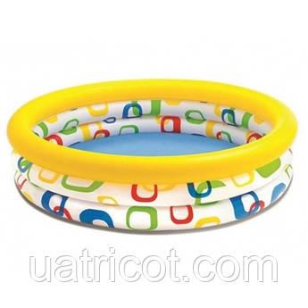 Детский бассейн 58439 Разноцветный