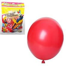Шарики надувные Xian Jian Balloons MK 1522 10 дюймов 50 шт Разноцветный