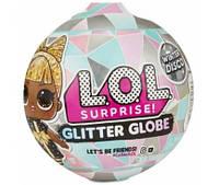 """Ігровий набір з лялькою L.O.L. SURPRISE! серії """"Winter Disco"""" - БЛИСКУЧИЙ ШАР (в асорт., у дисплеї)(561606)"""