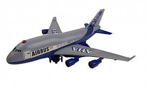 Самолет MODEL AIRPLANE 987-3 Серый