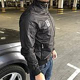 Мужская весенняя куртка Polo черная, фото 3