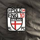 Мужская весенняя куртка Polo черная, фото 5