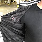 Мужская весенняя куртка Polo черная, фото 9