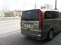 Mercedes Vito W639 2004-2015 гг. Накладка на задний бампер Sport (под покраску)