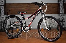 """Подростковый горный велосипед 24"""" Ardis Manik (скорость: 21"""") рама: 12"""""""
