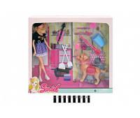 """Лялька """"Sariel"""" з домашнім улюбленцем (коробка) 7726-A1 р.36,5*7*33,5см(7726-A1)"""