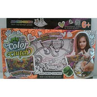 Пенал-раскраска ССЛ-01-06 My Color Clutch Совята (1/18)