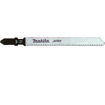Пильное полотно для лобзика HCS по металлу, универсальное пиление B-21 Makita (T101A) A-85721