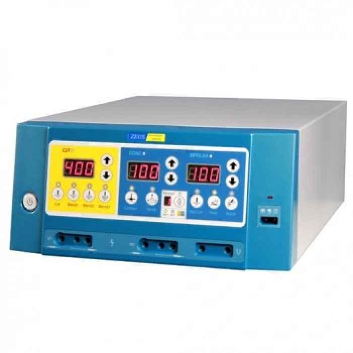 Коагулятор Электрохирургический аппарат ZEUS 200/400
