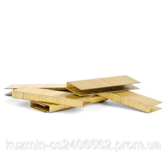Скоба для степлера PT-1615 35мм 10.8*1.40*1.60мм 10000шт/упак INTERTOOL PT-8235
