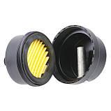 Воздушный фильтр для компрессора пластиковый корпус PT-0022 INTERTOOL PT-9083, фото 3