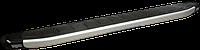 SsangYong Rexton II 2008+ и 2013+ гг. Боковые площадки Fullmond (2 шт, алюм)
